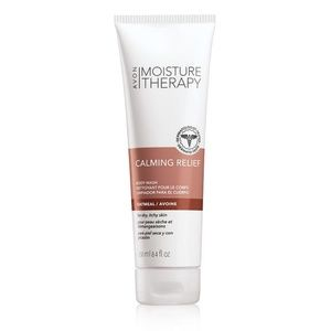 Moisture Therapy Calming Relief Body Wash